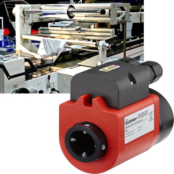 Transmisja sygnałów poprzez złącze obrotowe w maszynach produkcyjnych