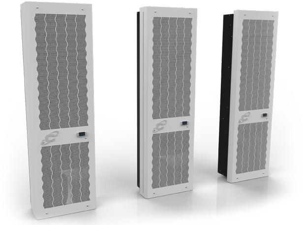 Klimatyzatory serii SLIM IN CDE – klimatyzatory do szaf sterowniczych, dzięki którym zaoszczędzisz!